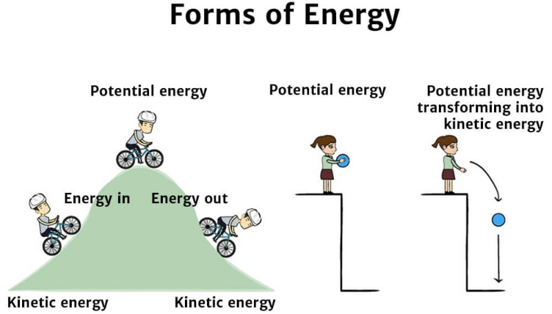 Forms Of Energy - Knowledge Bank