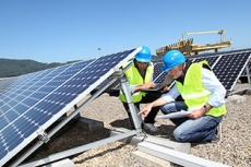 Solar panel construction - Selecting materials